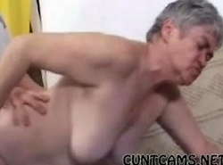 Granny Receives Fucked By Mailman - More at cuntcams.net