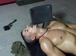Military husky sans a condom drilled - chacalesmxcam.com