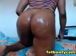 Dear one my Phat Oiled Ebony Ass Doggystyle - fatbootycams.com