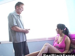 RealBlackExposed - Momoko Mitchell Can'_t Resist Her Stepdaddy