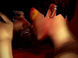 Tracer &amp_ Mccree - An Unforgettable Night (Overwatch)