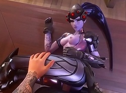 Widowmaker Gets Bitchy (SFM w/ Sound)