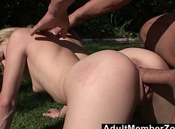 AdultMemberZone - Close down b close Cheerleader Screwed Outside
