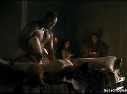 Spartacus  Gods be proper of the Arena -  Jessica Behoove Smith coupled with Lesley-Ann Brandt coupled with Others