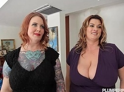 Kimmie Kaboom N Vanya Asmodeus Enjoyment from Shape Photographer